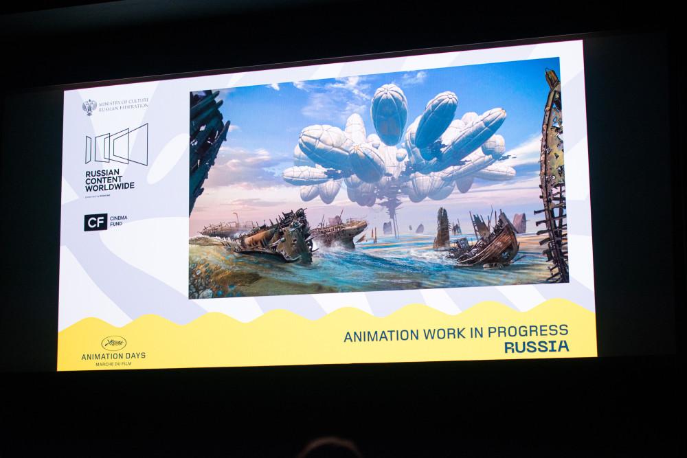SMF Studio presentation: The Formula of Water (courtesy ROSKINO)