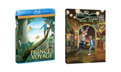 The Prince's Voyage / Infinity Train: Book Two