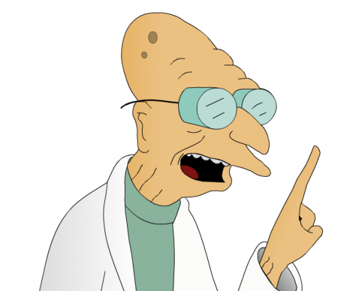 Professor Hubert J. Farnsworth