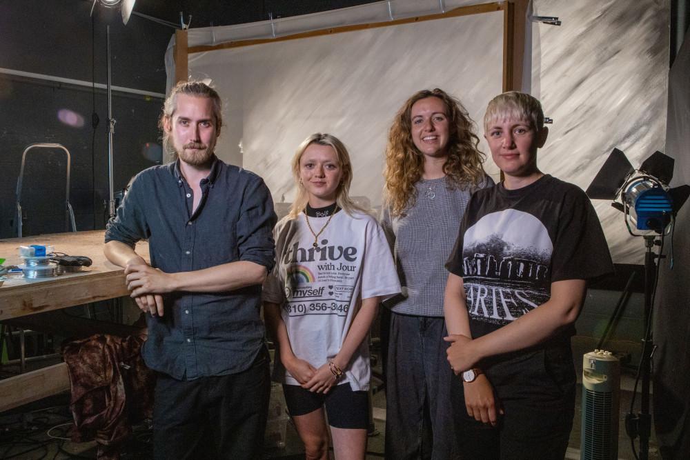 'Salvation Has No Name' crew