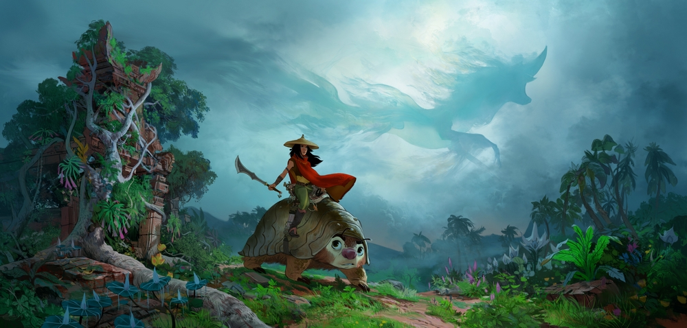 Walt Disney Animation Studios' 'Raya and the Last Dragon' opens Thanskgiving 2020