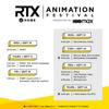 RTX at Home Animation Festival Schedule