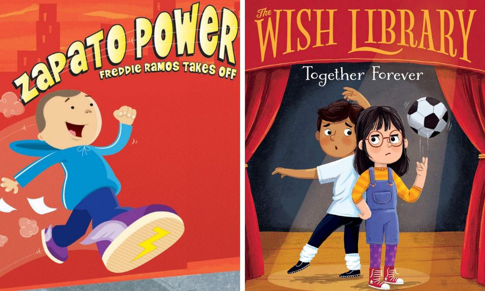 Zapato Power   Wish Library