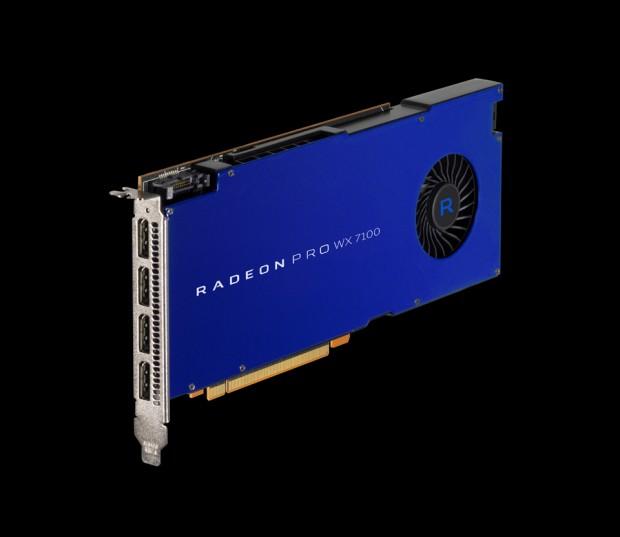 Radeon Pro WX 7100