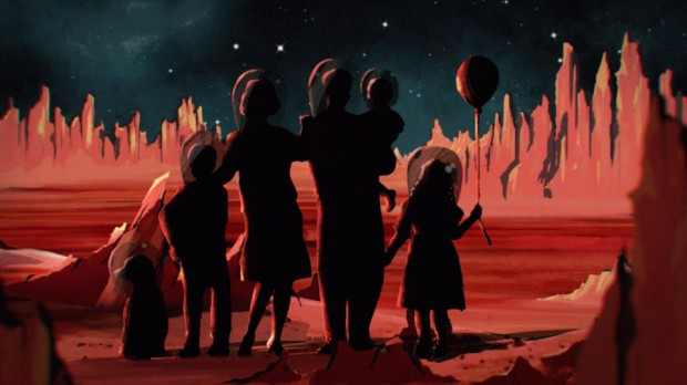 BBC Radio 4's Mars