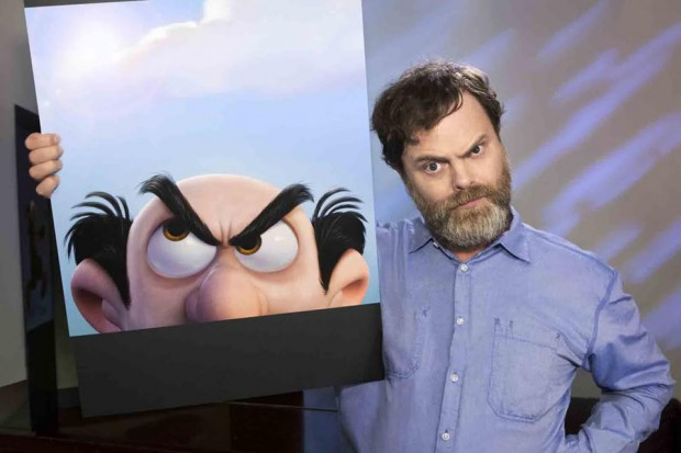 Rainn Wilson as Gargamel