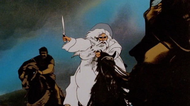 Ralph Bakshi's Lord of the Rings