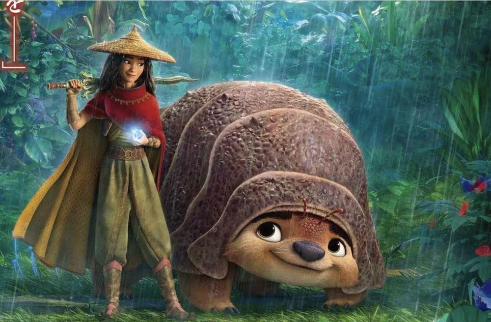 Raya and the Last Dragon (Walt Disney Animation Studios)