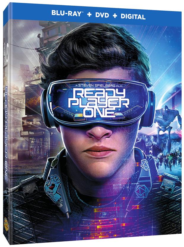 Ready Player One Blu-ray, DVD, Digital
