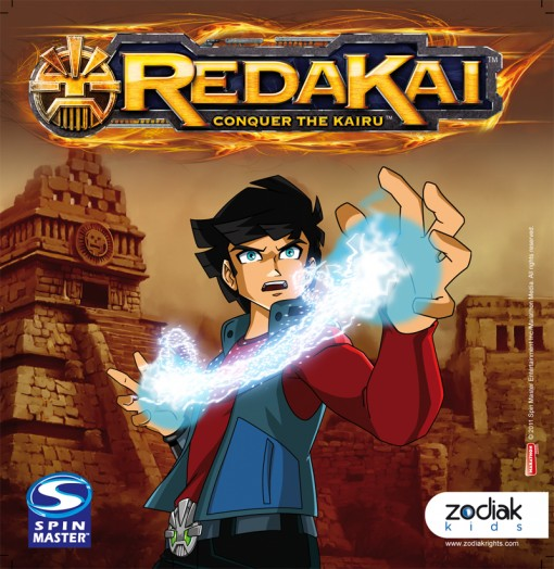Redakai: Conquer the Kairu