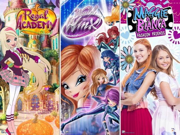 Regal Academy / World of Winx / Maggie & Bianca Fashion Friends