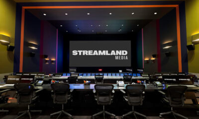 Streamland Media, re-recording stage