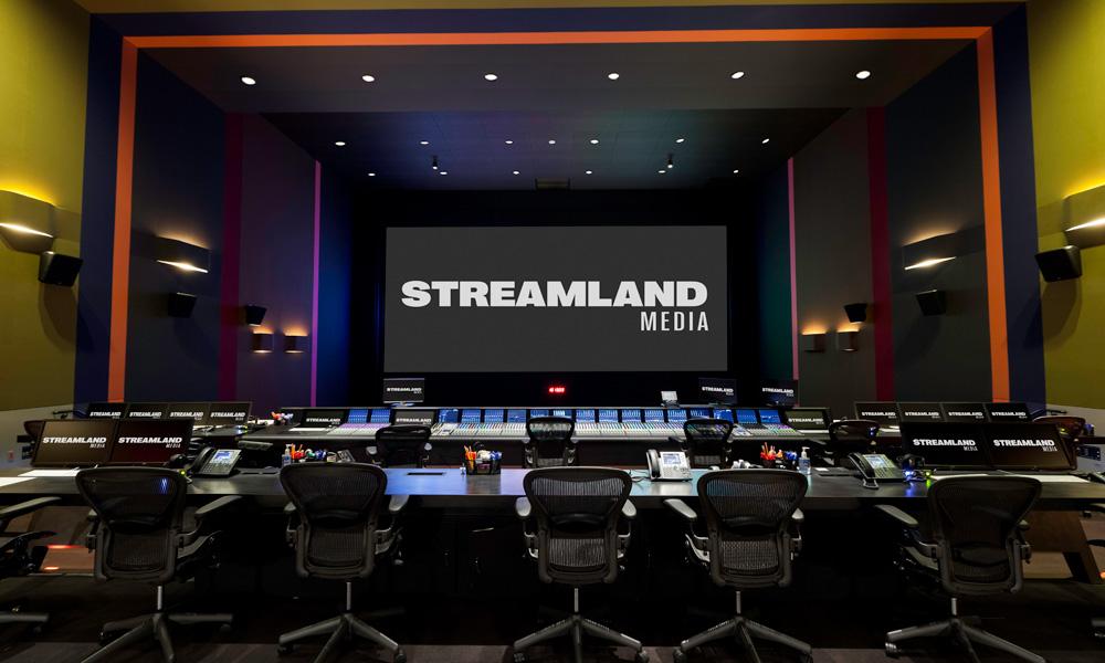 Streamland Media, re-recording stage