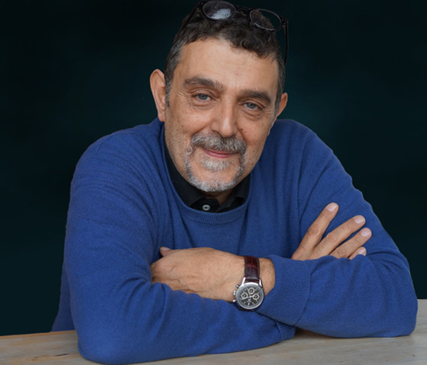 Writer/director/producer Richard Lanni