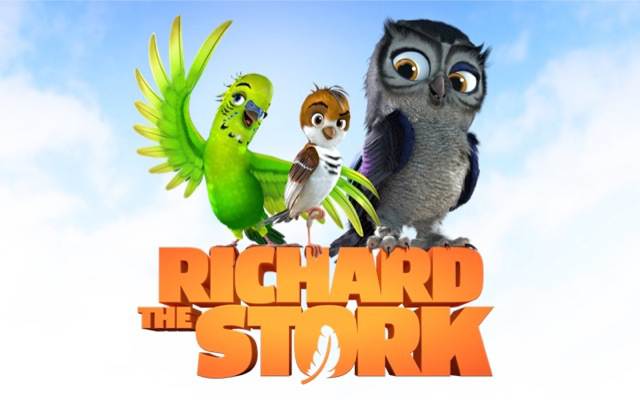 Richard the stork скачать торрент