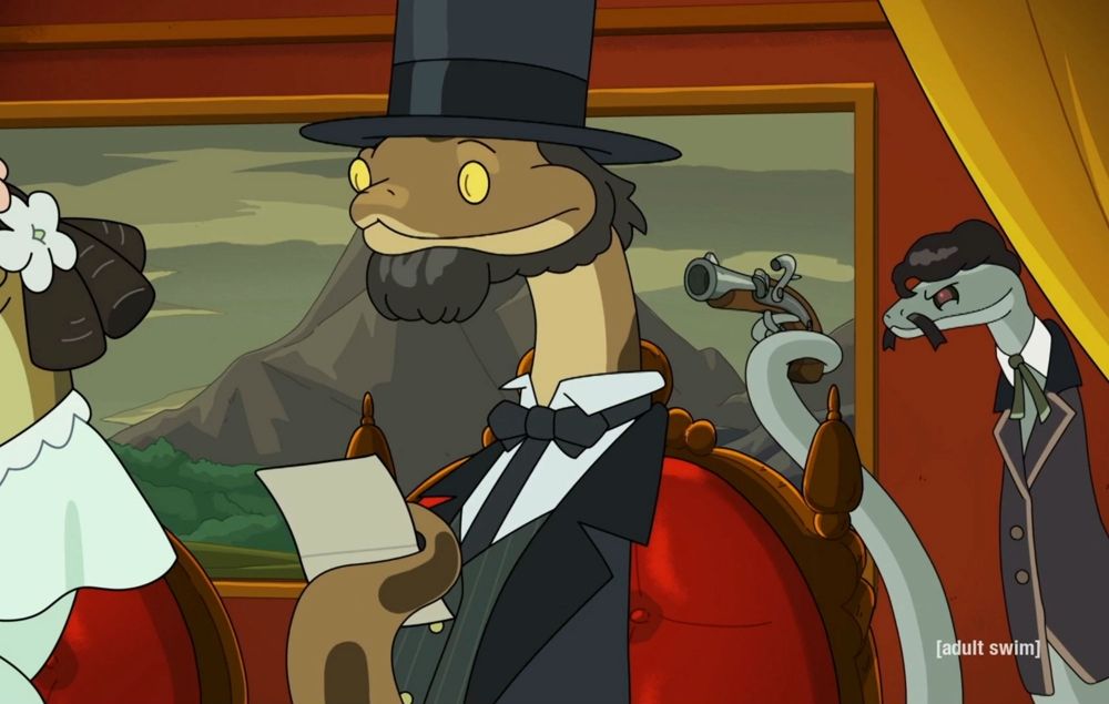 "Rick and Morty ""Rattlestar Ricklactica"""