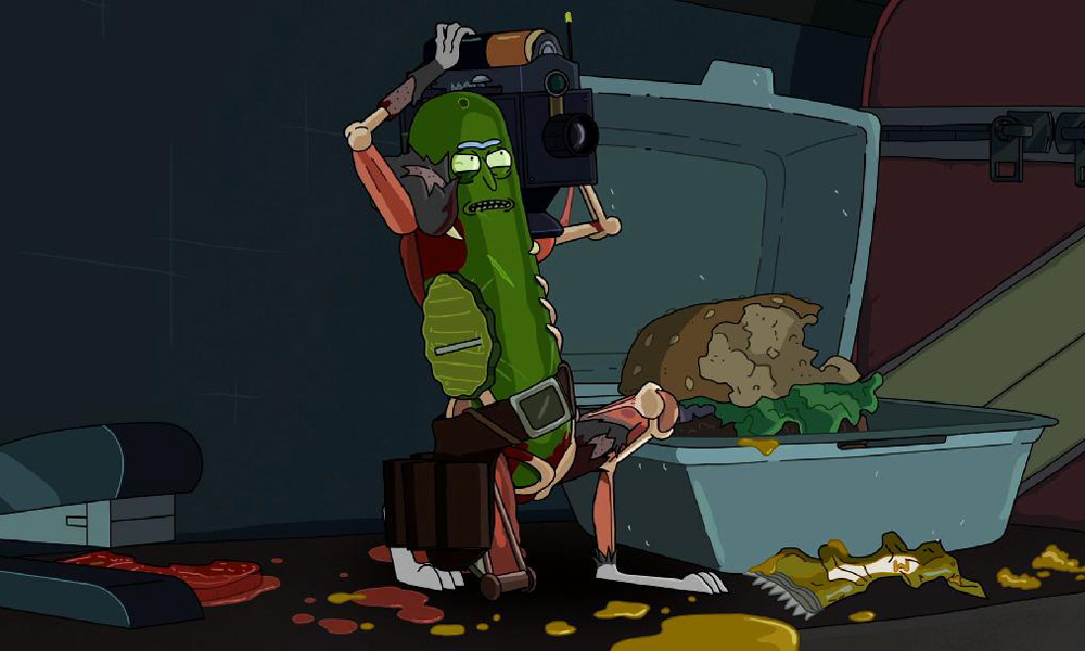 """Rick and Morty """"Pickle Rick"""""""