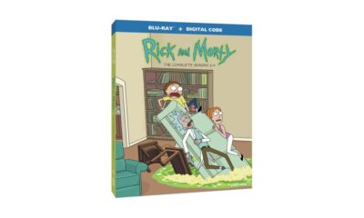 Rick and Morty: Seasons 1-4