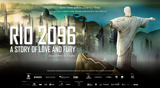 Rio 2096: A Story of Love and Fury