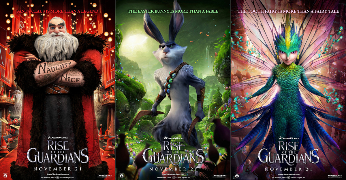 39 rise of the guardians 39 releases new trailer - Pics of rise of the guardians ...