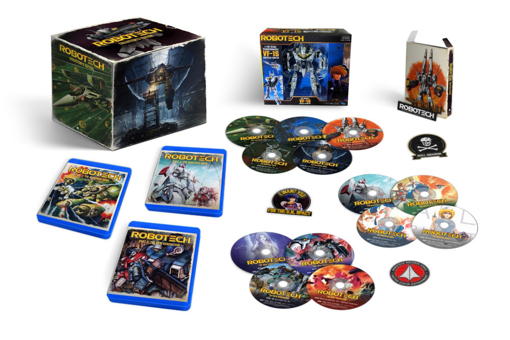 Robotech - Collector's Edition (Funimation)