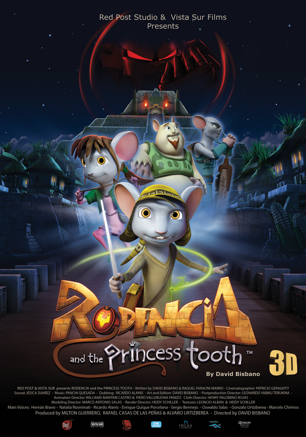 Rodencia and the Princess's Tooth