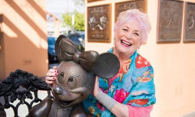 Russi Taylor [Photo: The Walt Disney Company]