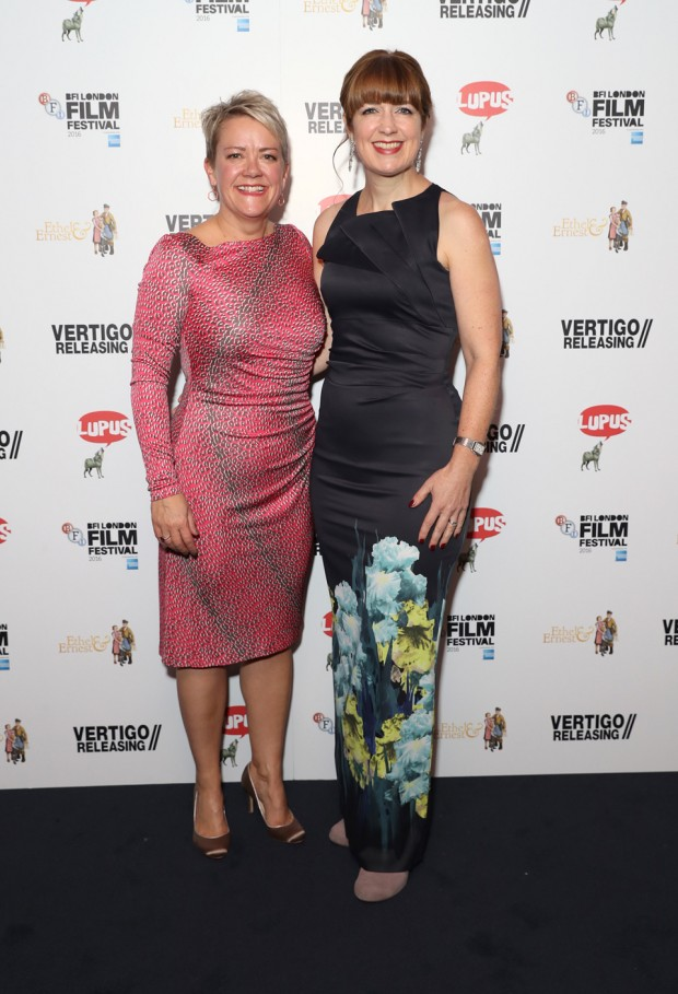 Ruth Fielding and Camilla Deakin