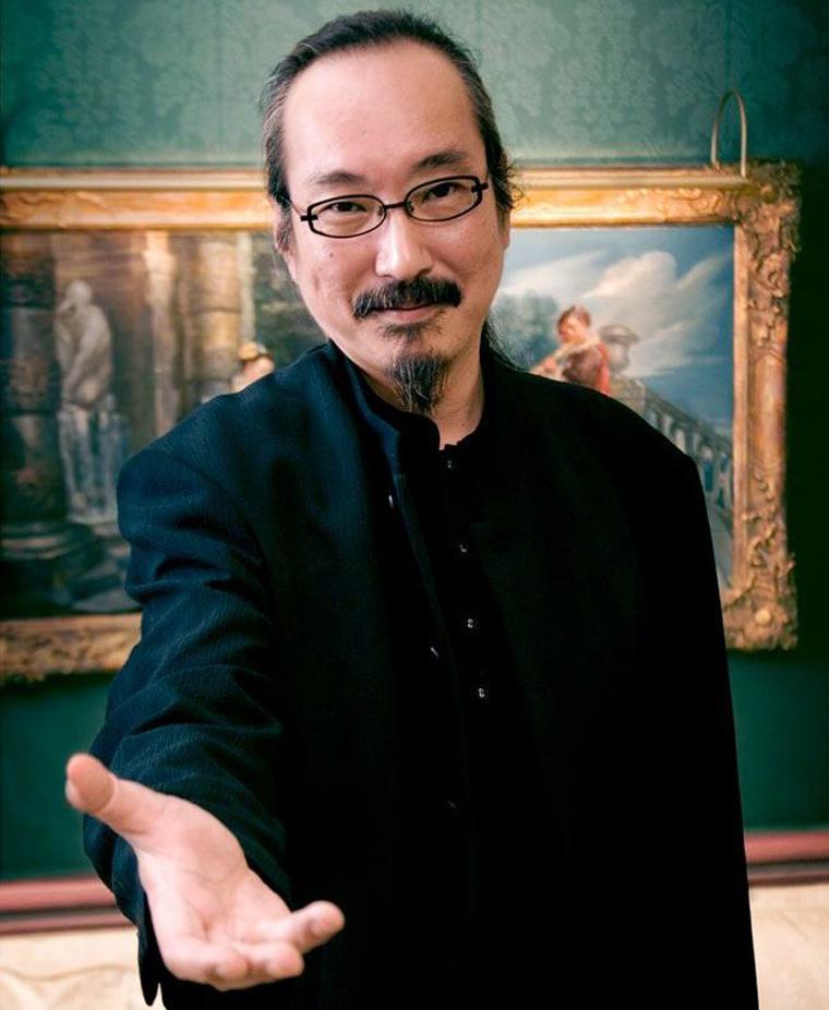 Satoshi Kon [Photo: Laurent Koffel]