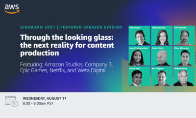 Through the looking glass: the next reality for content production