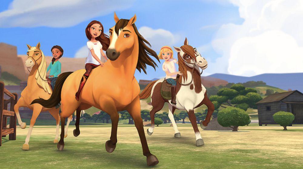 Spirit Untamed (DreamWorks Animation)