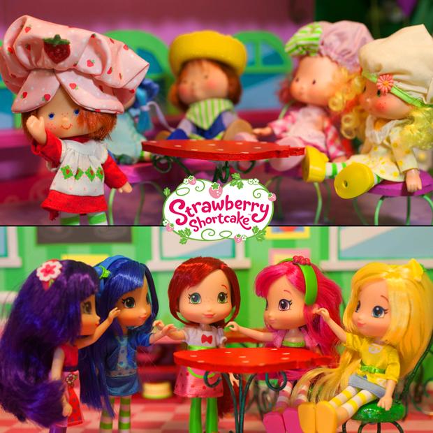 Strawberry Shortcake: Beyond the Box