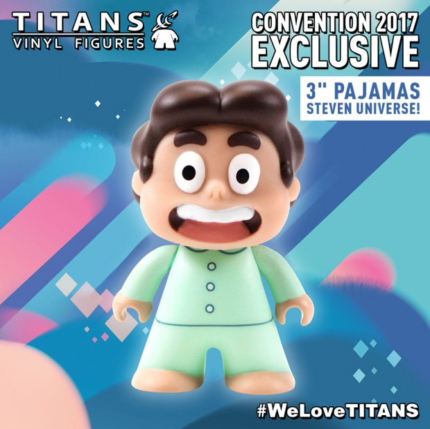 Steven Universe Titan