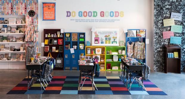 NYC Concept Shop Unveils Retro Nicktoons Experience
