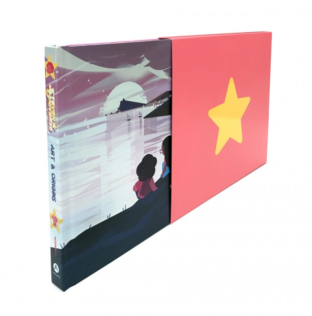 Steven Universe Exclusive Book Cover