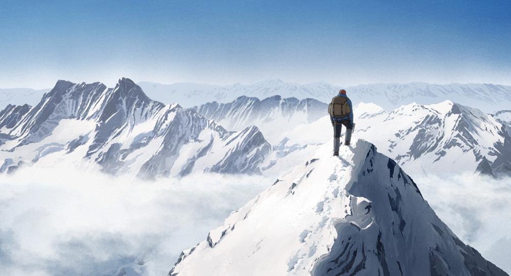 The Summit of the Gods (Netflix)