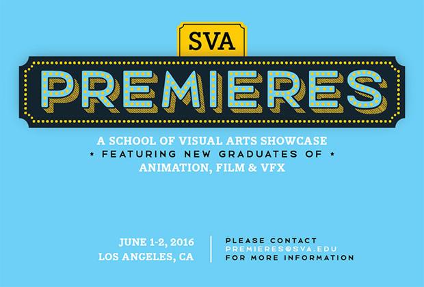 SVA Premieres