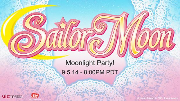 Moonlight Part: A Celebration of Sailor Moon Reborn!