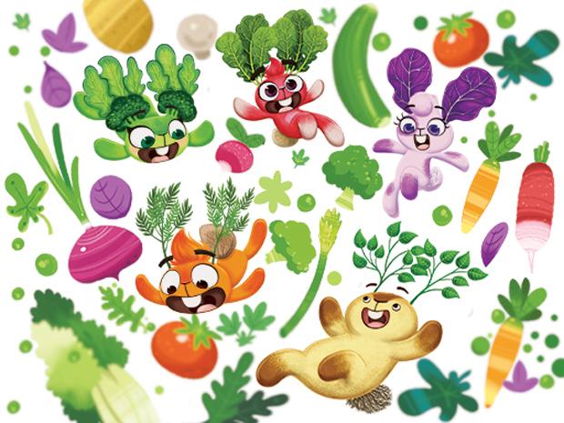 Salad Bunnies
