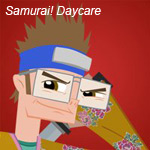 Samurai!-Daycare-150