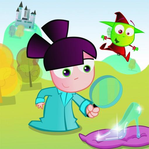 Sandra, the Fairytale Detective