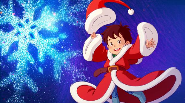 Santa's Apprentice 2: The Magic Snowflake