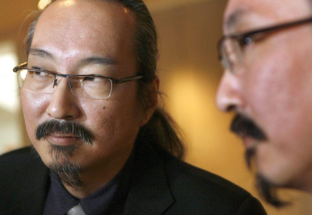 Satoshi Kon [photo: Kevin Clark / The Washington Post / Getty Images]