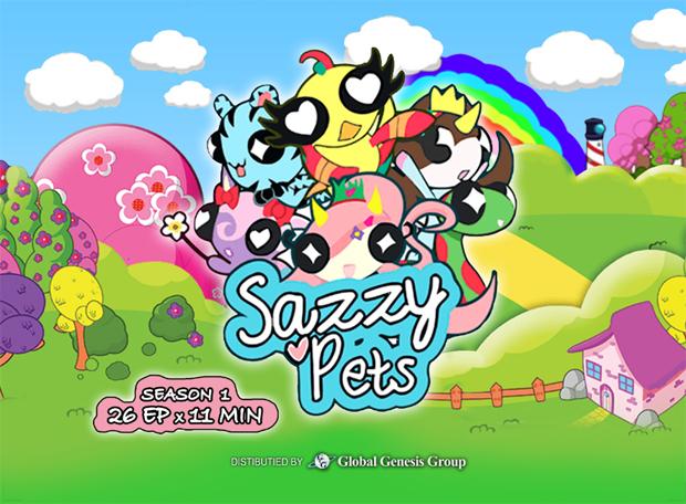 Sazzy Pets