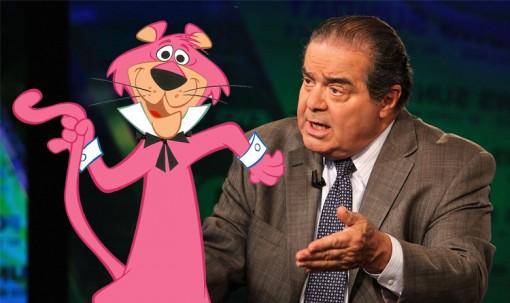 Scalia & Snagglepuss