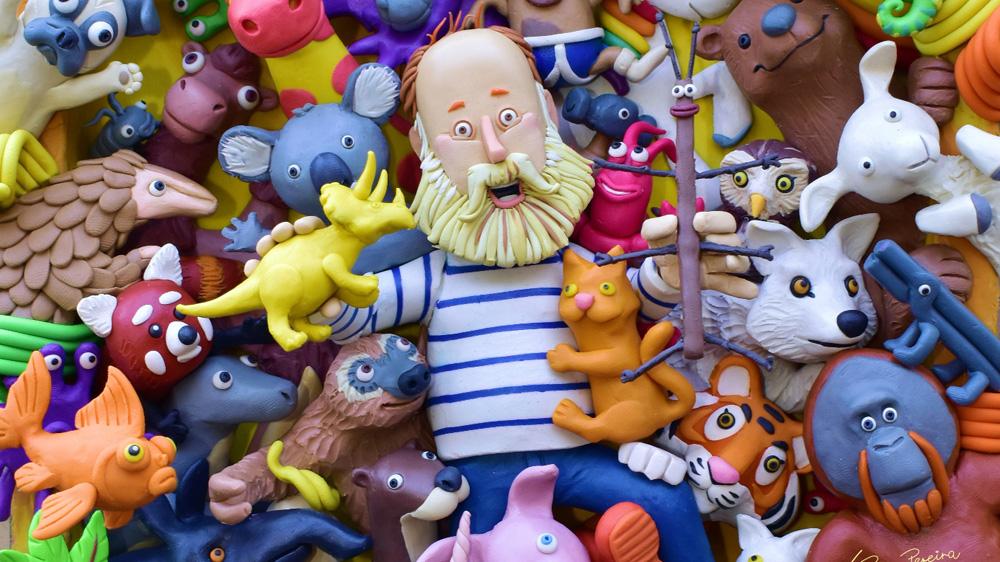 Sculpt with Jim