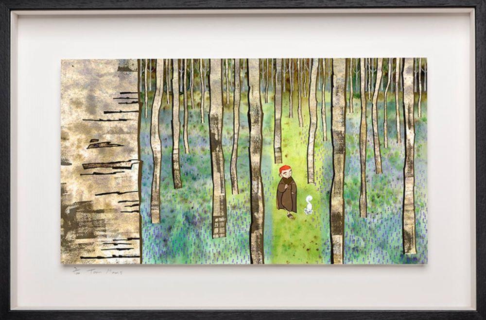 "The Secret of Kells - ""Birch Woods"""