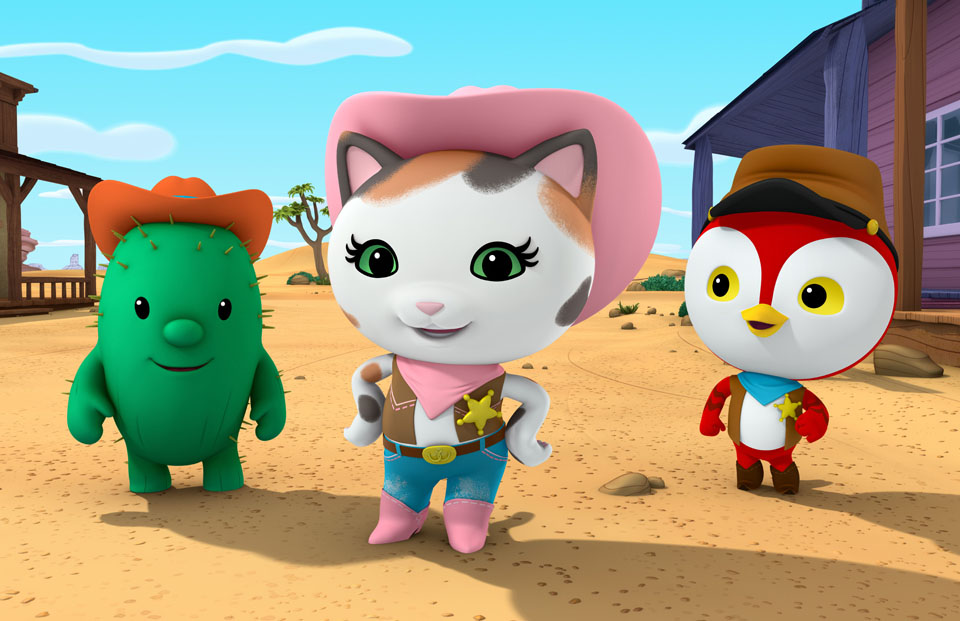 Discovery Kids Old Cartoons >> Sheriff Callie Saves the Day! | Animation Magazine