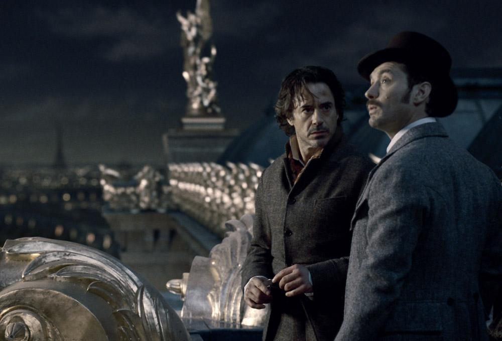 Sherlock Holmes: A Game of Shadows (2011) - Full Cast ...