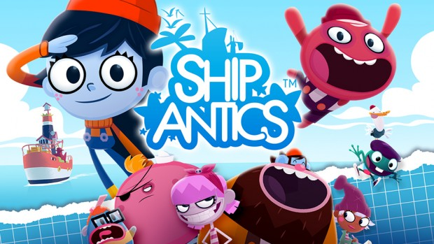 ShipAntics - The Legend of the Kiki Beast
